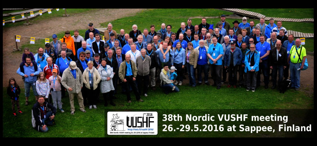 VUSHF2016 group photo